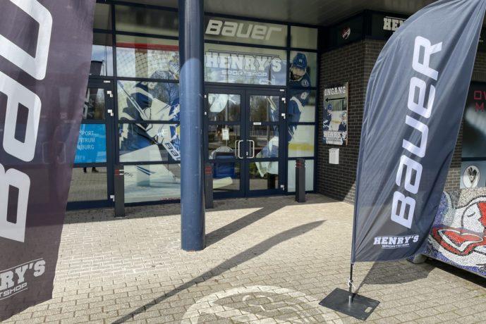 Winkel van Henrys Sportshop
